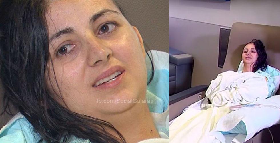 આ મહિલા સાથે જે થયું એ જાણી તમે દંગ રહી જશો   હતો સામાન્ય માથાનો દુઃખાવો   પણ પાછળથી ખબર પાડી આ વાત