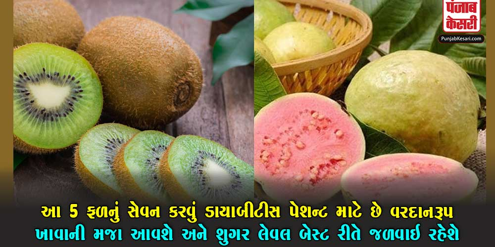 આ 5 ફળ શરીરમાં જાળવી રાખશે શુગર લેવલ   ડાયાબિટીઝના દર્દીઓ જરૂર ખાય