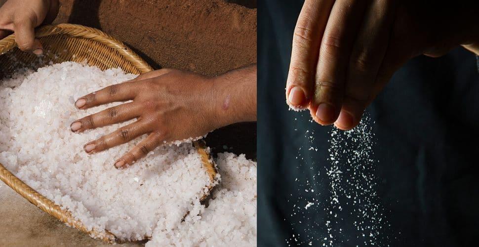 ખાલી ભોજનમાં જ નહિ, પરંતુ આટલી જગ્યાએ મીઠાનો ઉપયોગ કરી શકાય છે.