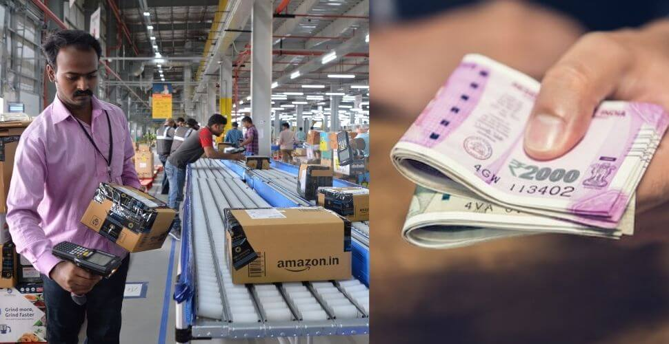 Amazon પૈસા કમાવવા આપી રહ્યું છે શાનદાર મોકો, જાણો મહિને કેટલા કમાઈ શકો છો તમે !