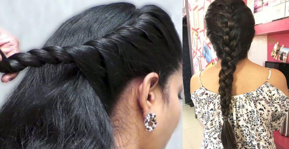 વાળનો ચોટલો લેવાથી શરીરમાં થાય છે આ ચાર પ્રકારના મોટા ફાયદા ! જે તમે ક્યારેય વિચાર્યા નહિ હોય.