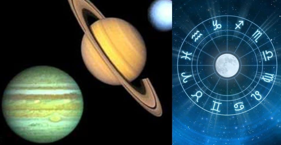 397 વર્ષ બાદ બૃહસ્પતિ અને શનિનો મહાસંયોગ ! જાણો 12 રાશિઓ પર કેવી થશે અસર….