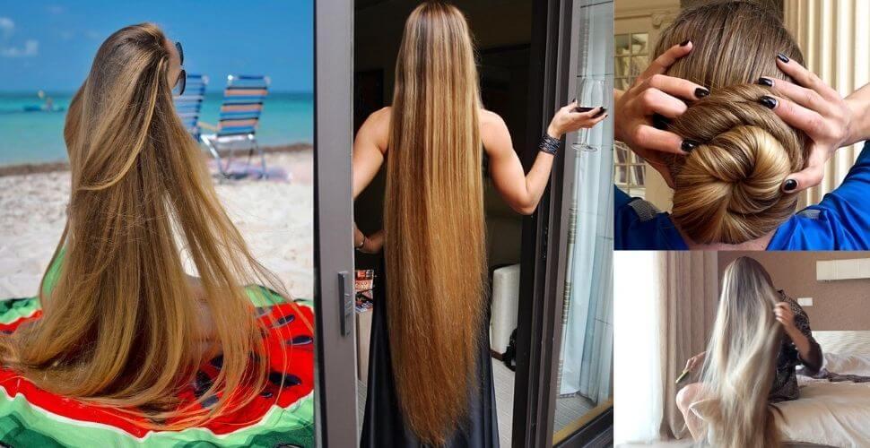 આ મહિલાના વાળની લંબાઈ જાણીને ચોંકી જશો, ફક્ત વાળ અડવા માટે લોકો આપે છે મોં માંગી રકમ. આ છે તેના લાંબા વાળનું સિક્રેટ…